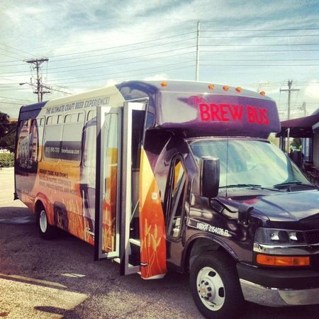 The Brew Bus- Tampa Bay