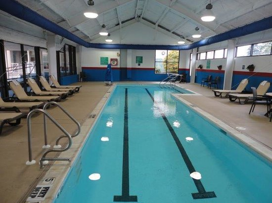 Indoor Pool Area Picture Of Park Inn By Radisson Harrisburg West Mechanicsburg Tripadvisor