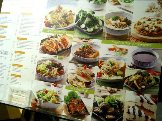 Menu picture of secret recipe beyond veggie petaling for Asia asian cuisine richmond hill menu