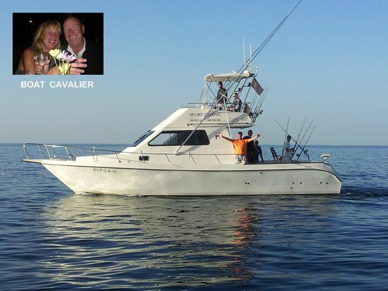 White marlin picture of cavalier fishing charters for Marlin fishing charters