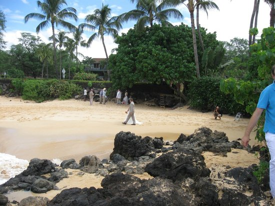 Maui, HI: Secret Beach for Weds about to be