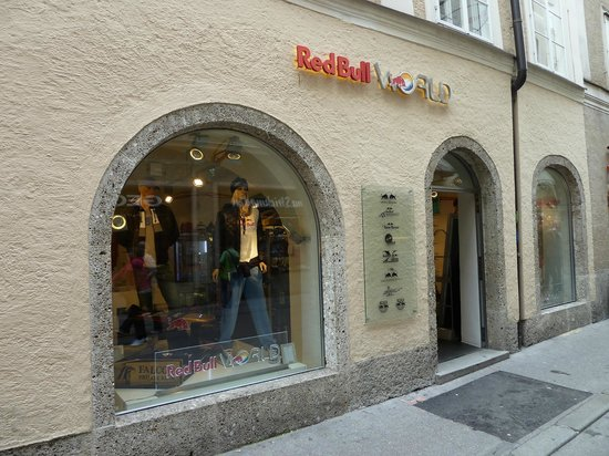 The most popular place in Salzburg - Picture of Red Bull World