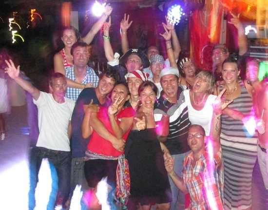 Nightlife At The Club Picture Of Club Med Turkoise Turks Amp Caicos Providenciales Tripadvisor