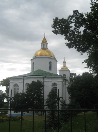 Bogoyavlenskiy Cathedral/ Epiphany Cathedral