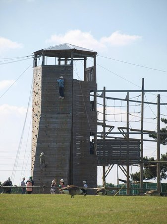Stubbers Activity and Adventure Centre