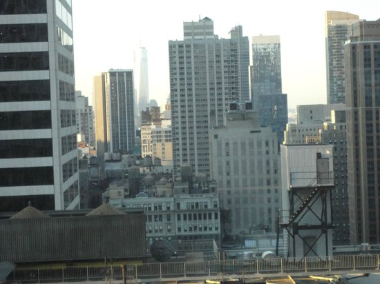 Cassa Hotel 45th Street New York: View from room