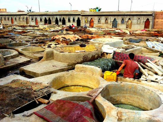 Photos of Tanneries, Marrakech