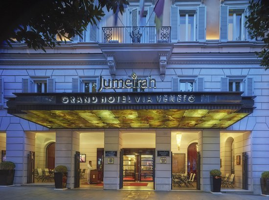 ‪Jumeirah Grand Hotel Via Veneto‬