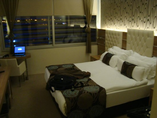 Chambre picture of orty airport hotel izmir tripadvisor for Chambre airport