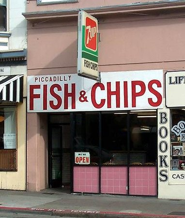 Piccadilly's Fish & Chips