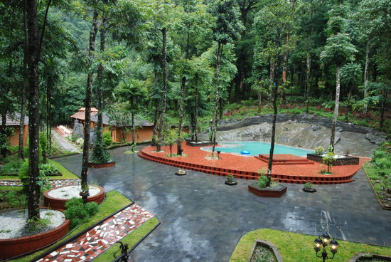 Blue Ginger Spa Resorts Wayanad