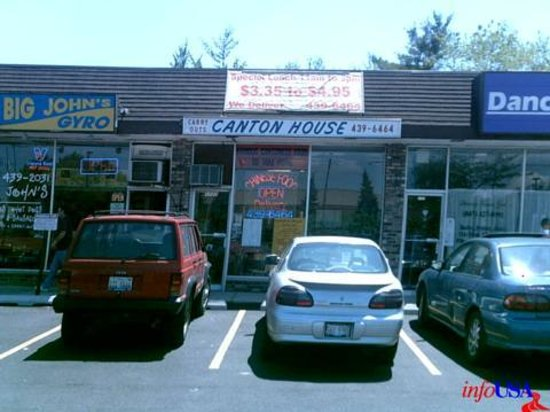 Canton Take Out Chinese Food Stoney Creek On