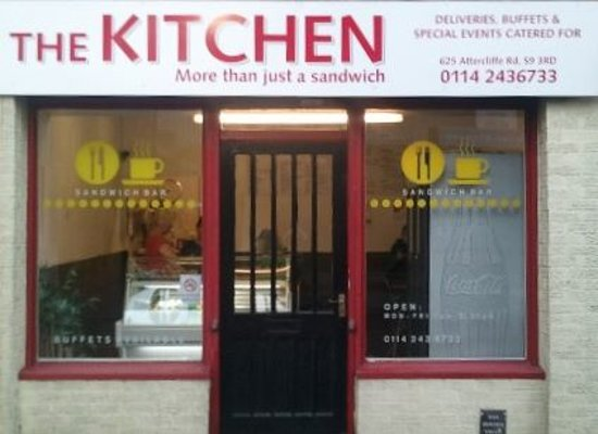 the number one sandwich shop in attercliffe Picture of