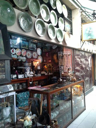 "Solo, Indonesia: ""Old""antiques and ""New""antiques"
