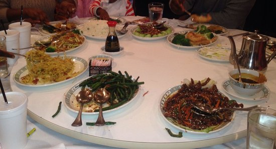 A few signature dishes picture of peking gourmet inn - Olive garden falls church va 22041 ...