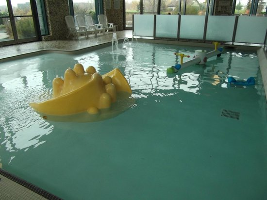 Separate Kiddies Section Of Pool Area Picture Of Brookstreet Hotel Ottawa Tripadvisor