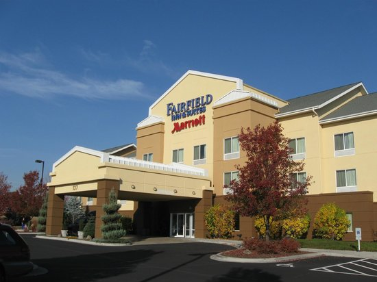 ‪Fairfield Inn & Suites Yakima‬