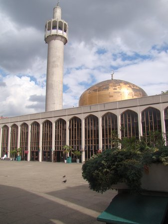 London Central Mosque (England): Address, Phone Number ...