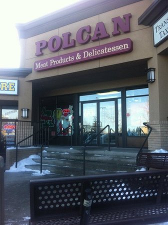 Polcan Meat Products & Delicatessen