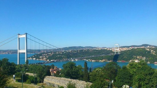 Istanbul, Turkey: The Bosphorus
