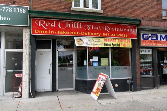 Red Chilli Thai Restaurant
