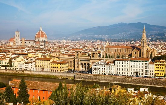 Caf Florence, Tuscany & Italy Tours