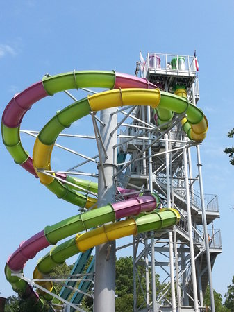 Splashtown Houston Brain Drain
