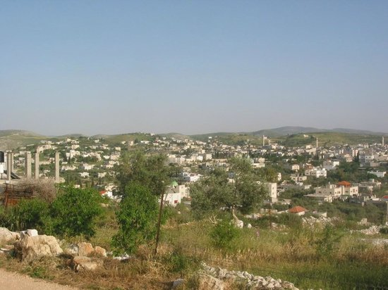 Palestinian Territories: Arrabah Village