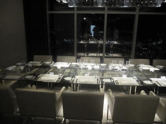 Prime 68 jw marriott marquis private room dining for Best private dining rooms dubai