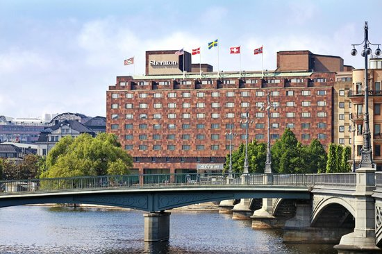 Sheraton Stockholm Hotel  Photo
