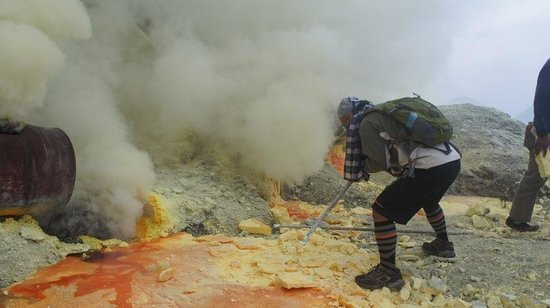 Volcano Tour Indonesia