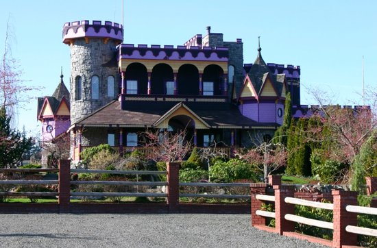 The Gate Keeper's Castle
