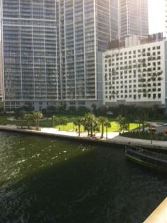 Viceroy Miami: River view