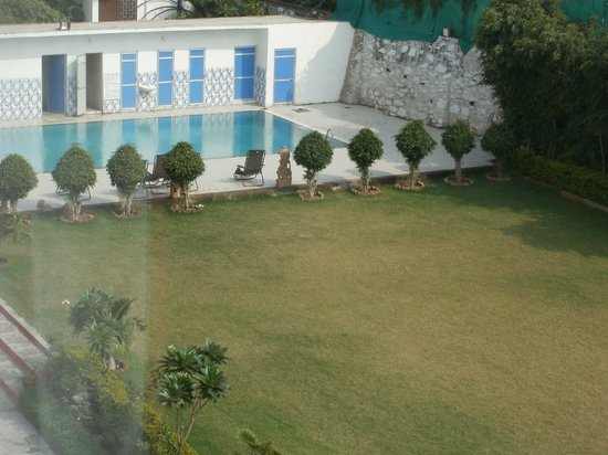 Swimming Pool Picture Of Hotel Valley View Udaipur Udaipur Tripadvisor