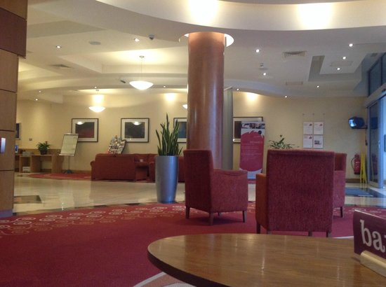 Interior Picture Of Jurys Inn Dublin Parnell Street