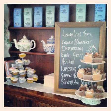 Newcastle-under-Lyme, UK: whitmore tea rooms