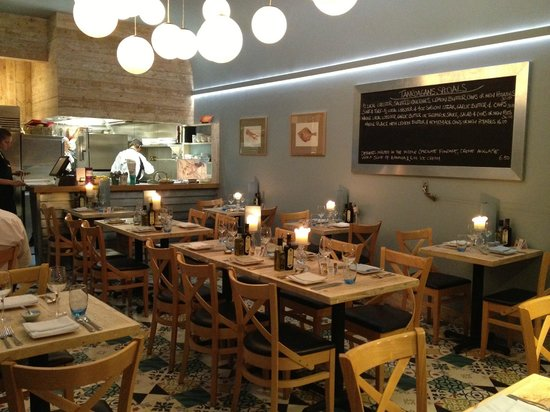 Light and airy decor picture of tanroagan seafood