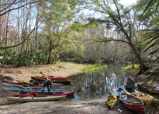Ocklawaha Canoe Outpost & Re