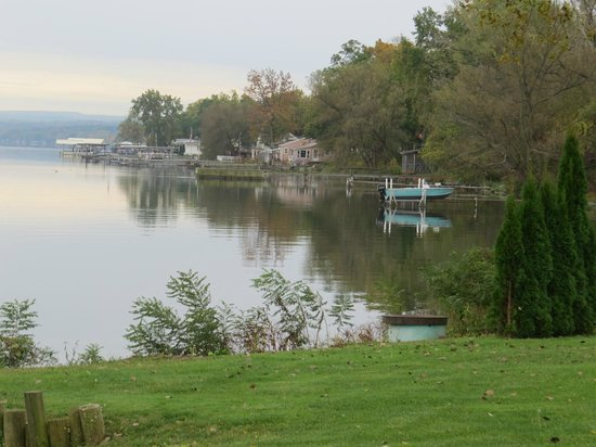 Cayuga lake for Finger lakes fishing report