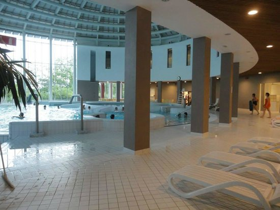 Int rieur photo de les thermes de spa spa tripadvisor for Thermes de spa
