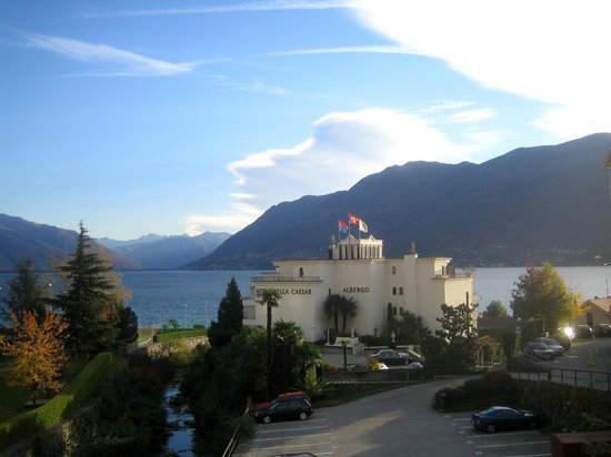Photo of Hotel Villa Caesar Brissago