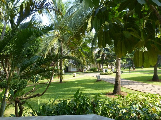 Garden View Picture Of Club Mahindra Varca Beach Varca