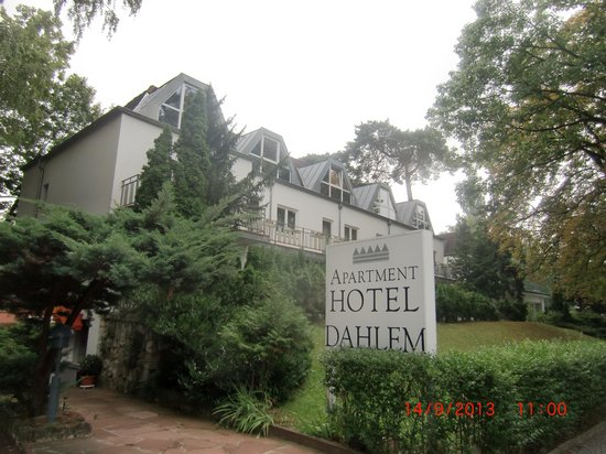 Apartment Hotel Dahlem