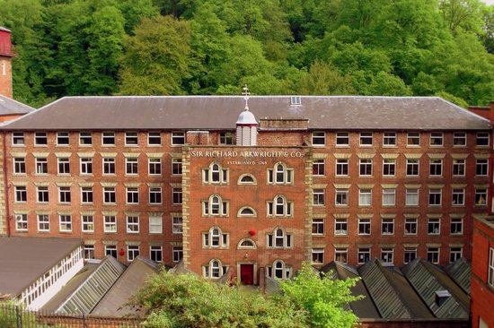 Sir Richard Arkwright's Masson Mills
