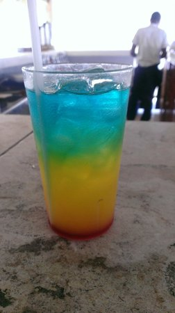 Sirenis Punta Cana Resort Casino & Aquagames: The drink made famous by Charlie, its called the TUCAN