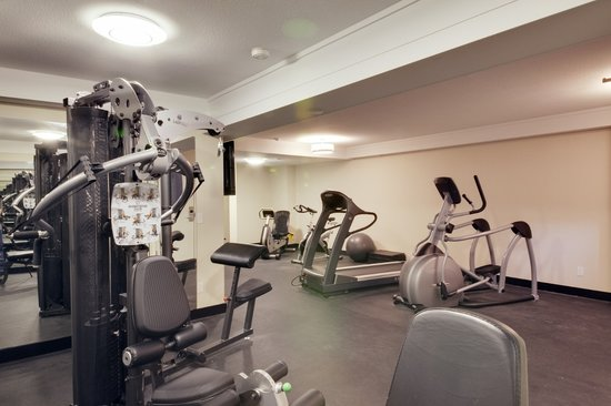 The Coast Kamloops Hotel & Conference Centre: Fitness Facilities