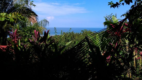 Hotel Buenisimo: Ocean view from our casita