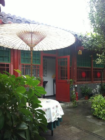 Liuhexiang Quadrangle Courtyard