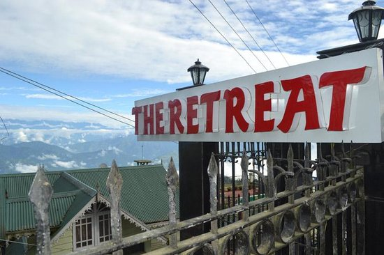 ‪The Retreat‬