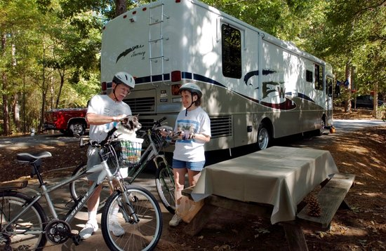 Chapin, SC: Camp at Dreher Island State Park